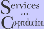 Services and Co-production